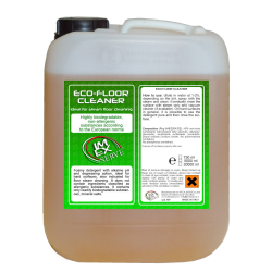 Eco floor cleaner