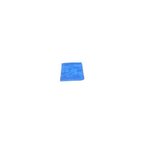 Microfiber cloth 40x40cm blue