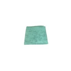 Microfiber cloth 40x40cm green
