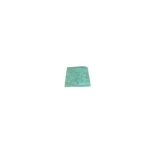 Microfiber cloth 40x40cm green