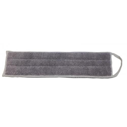 Microfiber pad for steam mop