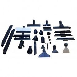 Kit accessori aspiro-vapore