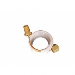 27 - Capillary pressure gauge