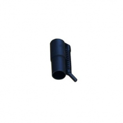 Manicotto porta accessori con lancia vapore