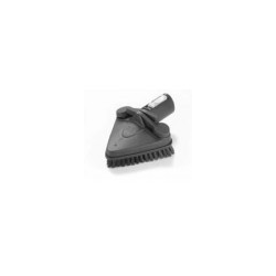 Triangular steam brush