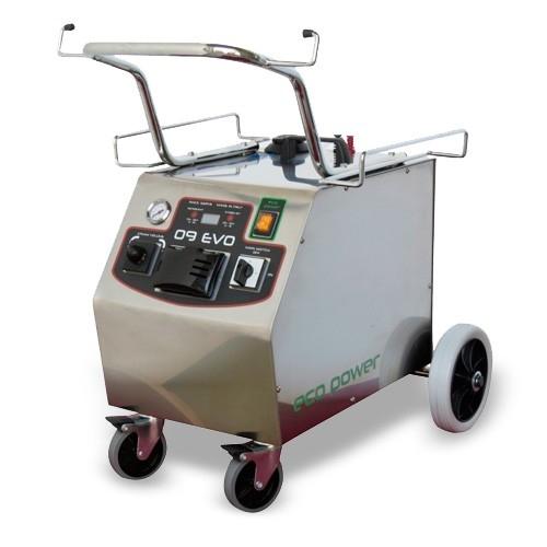 Steam and vacuum equipment